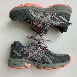 Asics GEL-VENTURE Us 7.5 Athletic Shoes Women's